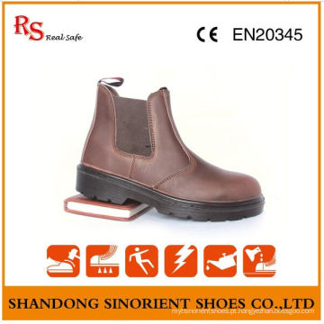 Crazy Horse Leather Work Boots Made in China RS103