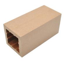 High Quanlity Wood Plastic Composite Post 100*100