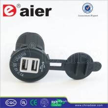Daier 5V 3A USB Charger Adapter/USB Charger Socket/USB Socket