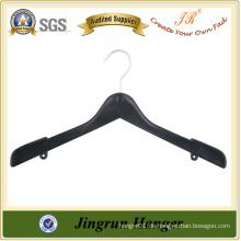 Metallhaken Plastik Kleiderbügel für Anzug
