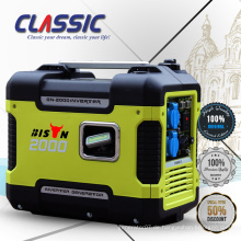 CLASSIC CHINA 50cc 4 Schlaganfall Einzelzylinder Luftgekühlte Campingausrüstung Super Silent 2000w Wechselrichter Generator