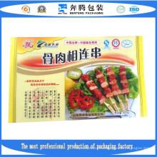 Замороженные мешки для упаковки продуктов из мяса