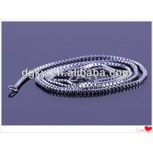 Box Chain Fashion Steel Pendants Chain