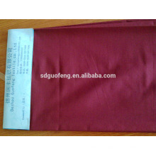 Qualité garantie peigné sirospun97 coton 3 spandex 200-380gsm chino / pantalon tissu