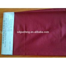 гарантия качества чесаного хлопка sirospun97 3spandex 200-380gsm чино/брюки ткань