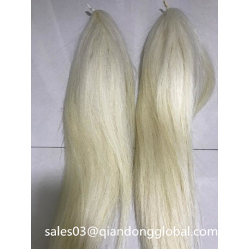 Creamy White Horse Tail Extensions For Sale