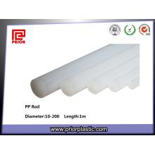 Fabricant de produits en plastique extrudé en plastique PP Rod