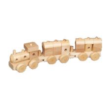 Mini Dampf Holz Spielzeug Zug