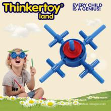 DIY моделирование образования Блок игрушки для детей