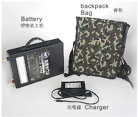 11v 100Ah li ion battery pack acces