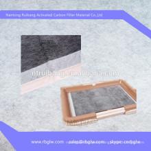 pet mat filter mat filtration activated carbon filter Pet deodorization pad