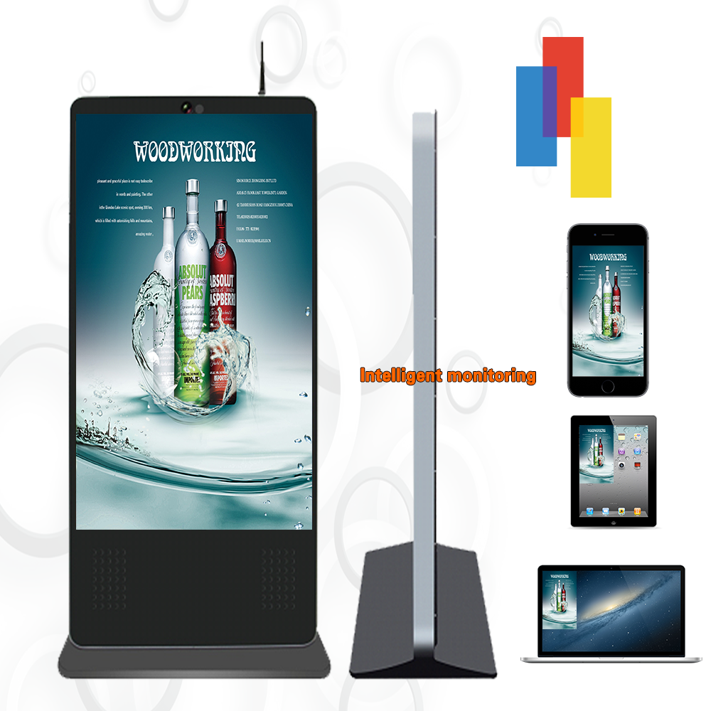 Outdoor led screen Kiosk
