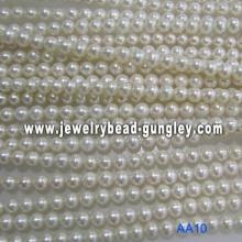 Пресноводные перлы AAA класса 8,5-9 мм