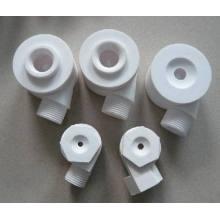 produtos de peças de reposição de bocal de cerâmica de alumina personalizado