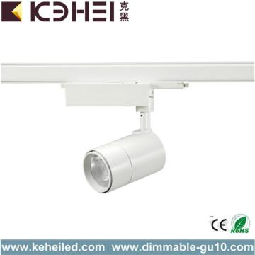 أضواء المسار 18W LED Dimmable DALI Systerm 6000K