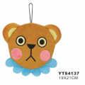Forma de oveja linda juguetes de juguete squeakey (yt84135)