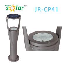 Nuevos productos 2014 CE LED césped lámpara solar con panel solar de césped al aire libre iluminación (JR-CP41)