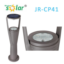 New products 2014 CE solar LED lawn lamp with solar panel for outdoor lawn lighting (JR-CP41)