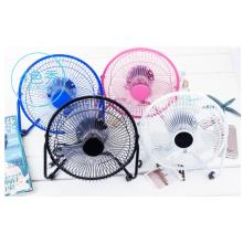 High quality rotation portable electric mini usb computer desk fan