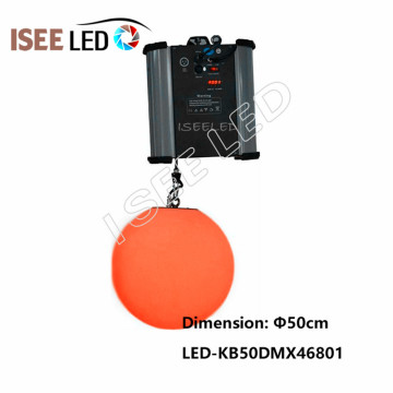 DMX512 350mm Lift Magic Sphere Ball