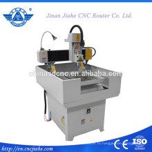 Простых профессиональных металла cnc маршрутизатор/Цзинань Тя Хэ CNC стали гравер 4040