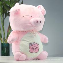 ICTI Audited Factory große Schwein gefüllte Spielzeug