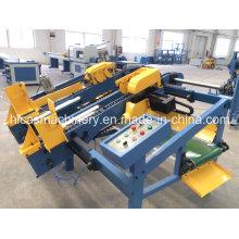 Sf602 ISO Mejor Precio Doble End Trim Saw pallet de madera que hace la máquina