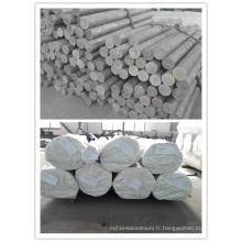 Tige en alliage d'aluminium T4 2A12