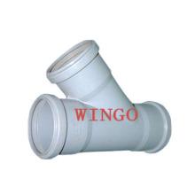 Пластиковые формы для фитингов из ПВХ