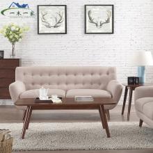 Europeu de lazer simples sala sofá sofá da tela