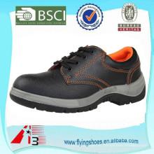 Комбинированные носки тренеры безопасности стальные туфли на ногах для женщин рабочая обувь