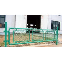 PVC coated Expanded metal mesh/expanded metal sheet/highway security wire mesh fence