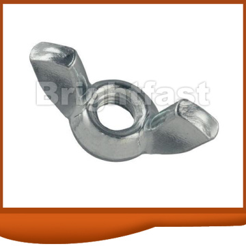 Stainless Steel Rounded Wing Nuts
