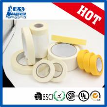 Heat-Resistant Crepe Paper Adhesive Masking Tape