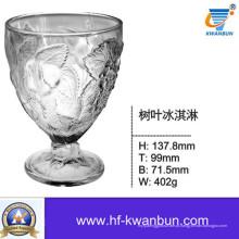 High Quality Ice Cream tigela de vidro de mesa Kb-Hn0146