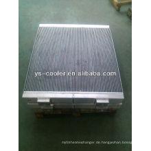 Heißer Verkauf Kondensator / Aluminium-Platten-Fin-Kondensator