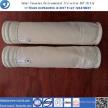 Wasser und Öl Proof PPS Compound Filterbeutel für Staubsammelbeutel