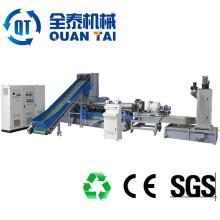 PE / PP / LDPE Regrind e filmes Pelletizing máquina / reciclar em uma linha
