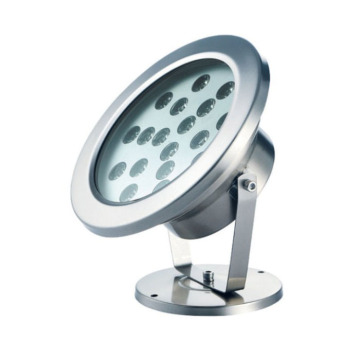 Stainless Steel Technoogy 18W LED Underwater Light