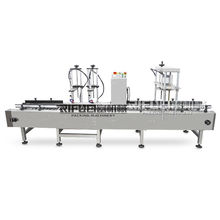 Oil Paint Water Milk Wine Juice Big Liquid  Volume paste type Filling Machine for big container with good price for factory