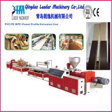 WPC Plank Flooring Extrusion Machine
