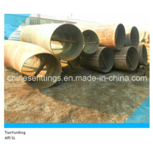 Done Heat Treatment API 5L Carbon Steel Pipe Bends
