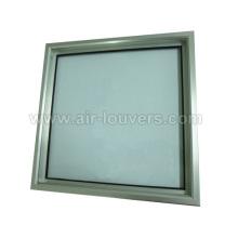 Aluminum Glass Door Grilles