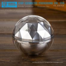 YJ-OD30 30g bola high-end inovadora forma dupla camadas lustrosos Acrilicos