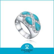 Fine Quality Costume Turquoise Rings
