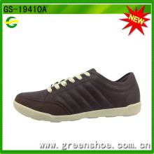 Gute Qualität Männer Freizeitschuhe Hersteller China (GS-19410)
