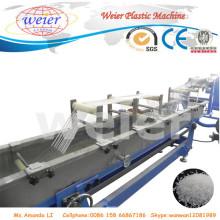Хорошее эффективное Рециркулированные PP ПЭ гранулы/гранулы Цвет маточной делая машину