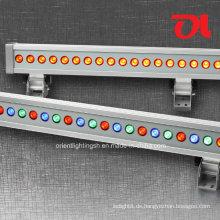 LED 12W / 18W / 24W / 36W RGB Lineare Wandscheibe