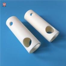 customized 99 alumina beige ceramic bushing sleeves