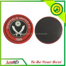 Round Shape Fridge Magnet PVC